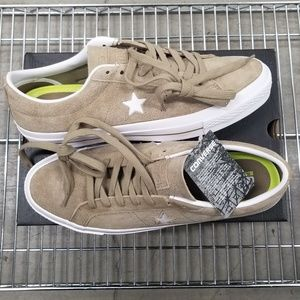 Converse One Star Ox Suede Sandy Tan